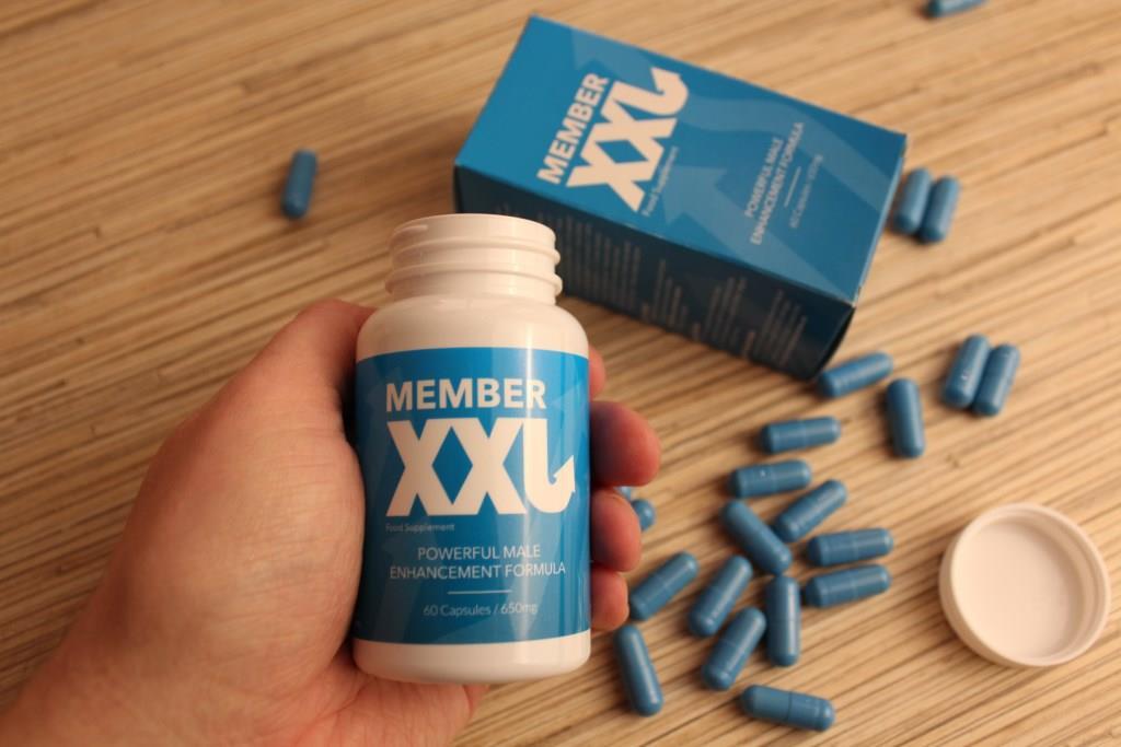Member XXL natürliches Potenzmittel