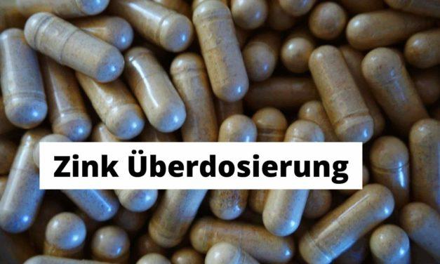 Zink Überdosierung – Was ist zu tun?