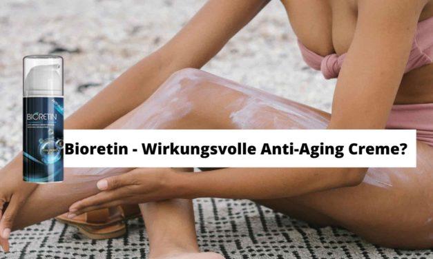 Bioretin als wirkungsvolle Anti-Aging-Creme?  | Wir klären auf!